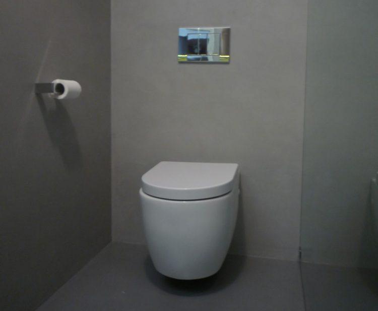 Fabulous Toilet | Béton Ciré Pro @PS84