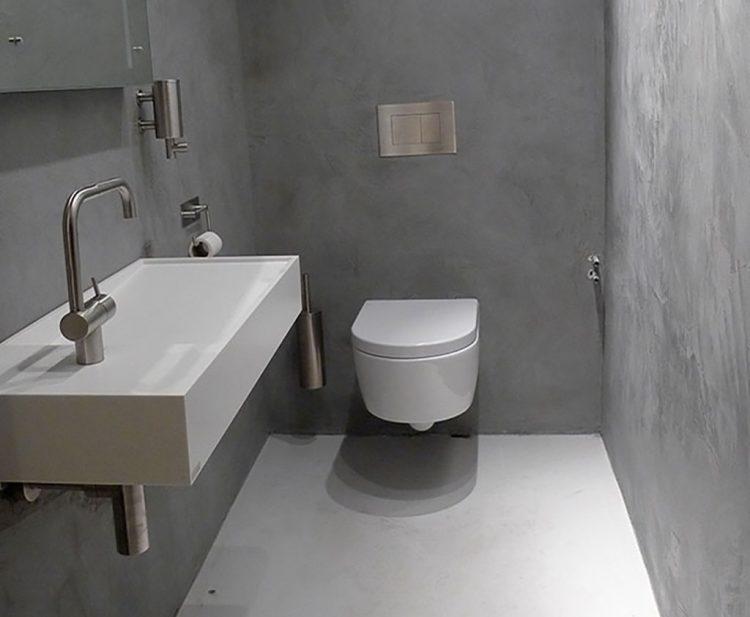 New Toilet | Béton Ciré Pro @OT13